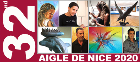 32th Aigle de Nice International 2020
