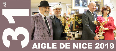 31th Aigle de Nice International 2019