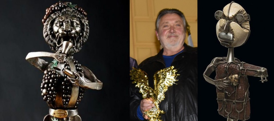 2015 Gold awardSculpture - Michel Durand